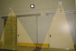 RFID-Gate beim Lieferanten von Lindt und Sprüngli