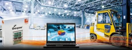 Komplettlösung für Endanwender: Sofort einsetzbare Mietlösung zur Optimierung Ihrer Logistikprozesse