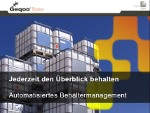 Kurzinformationen zum Behältermanagement mit Geqoo Boxes